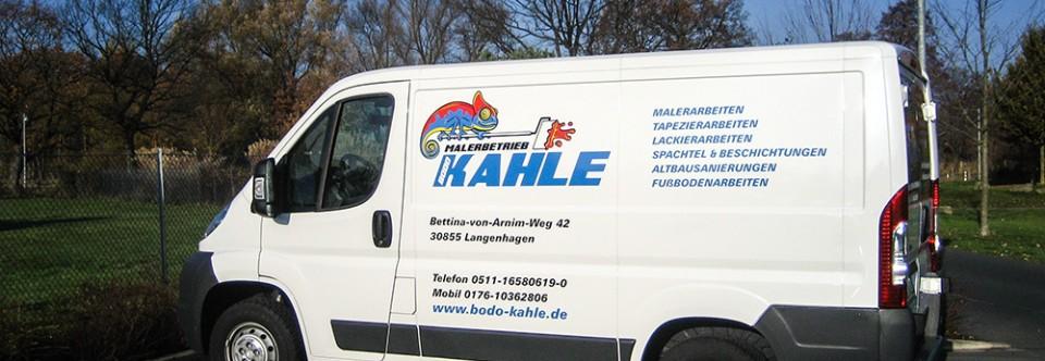 Malerbetrieb Bodo Kahle